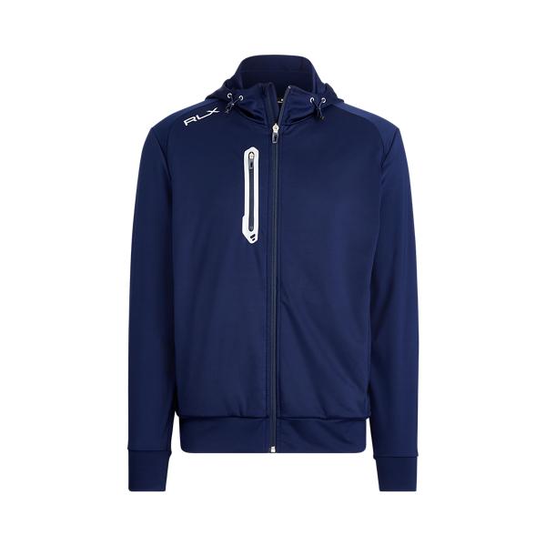 폴로 랄프로렌 남성 골프웨어 Polo Ralph Lauren Tech Jersey Full Zip Hoodie,Navy