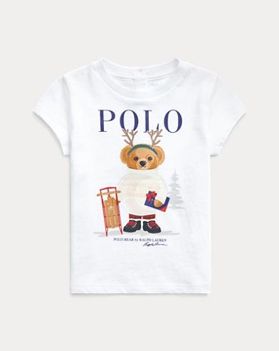 Holiday Bear Graphic Tee