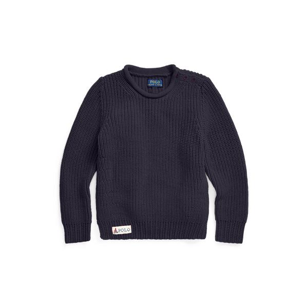 폴로 랄프로렌 Polo Ralph Lauren Cotton Rollneck Sweater,RL Navy