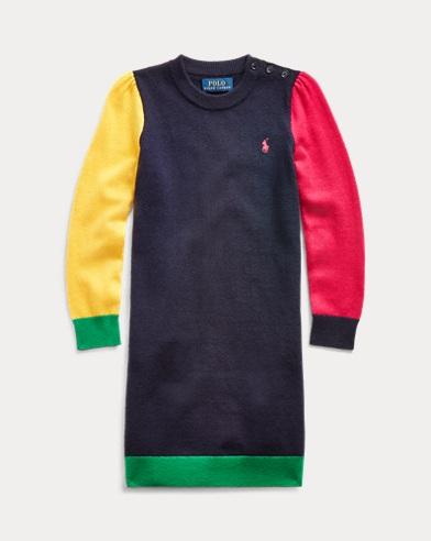 9fde914a2b0e4 Girls' Dresses, Shirtdresses, & Rompers in Sizes 2-16 | Ralph Lauren