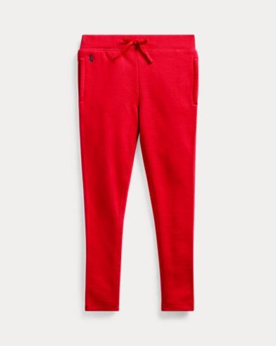 Pantaloni in spugna di misto cotone