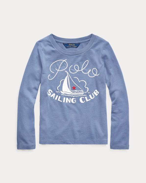 T-shirt en jersey Sailing Club