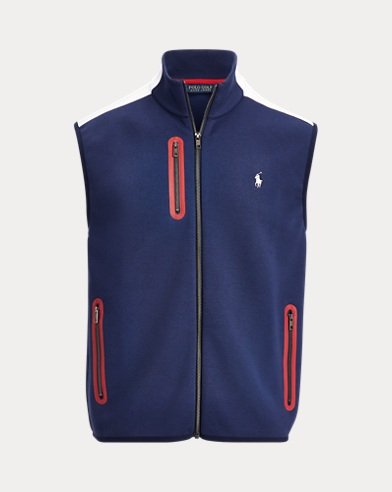 Polo Golf x Justin Thomas Vest