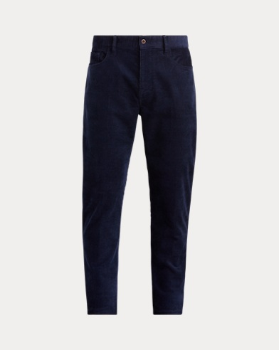 Tailored Fit Corduroy Pant