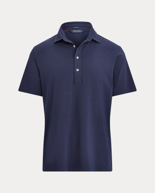 Classic Fit Stretch Lisle Polo by Ralph Lauren
