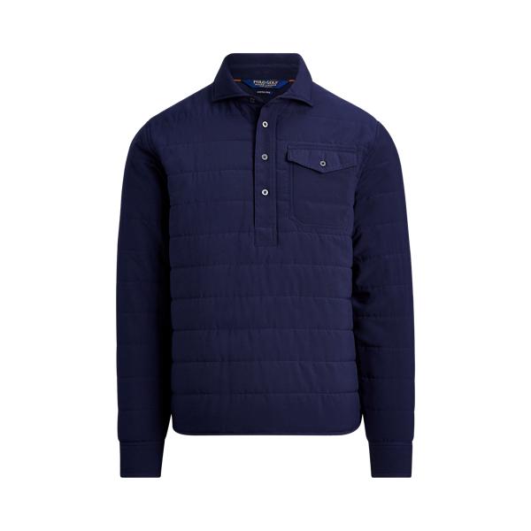 폴로 랄프로렌 폴로 골프 풀오버 Polo Ralph Lauren Quilted Stretch Pullover,French Navy