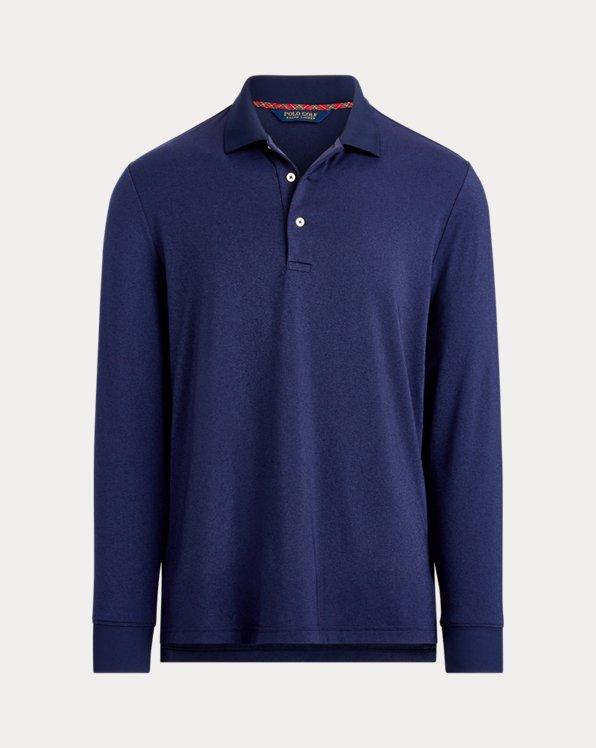 Classic Fit Tech Jersey Polo Shirt