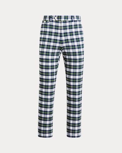 Tailored Fit Seersucker Pant