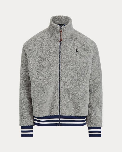 info for 100d1 99850 Fleece Track Jacket