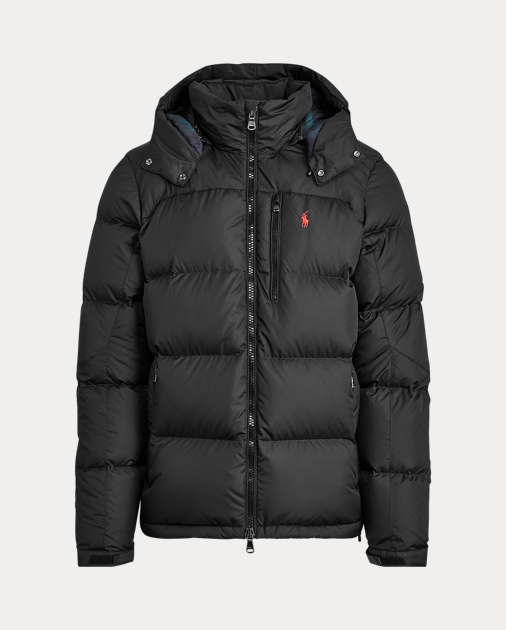 Water Repellent Down Jacket