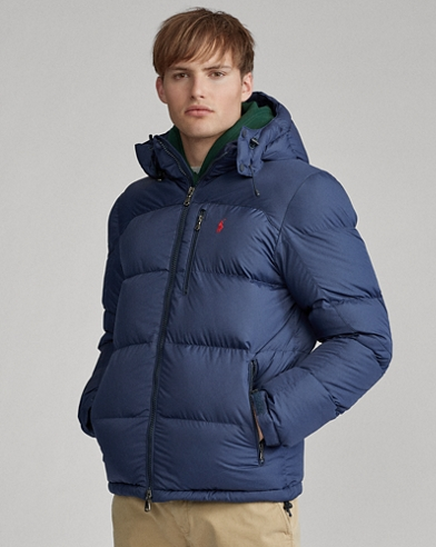 Water-Repellent Down Jacket