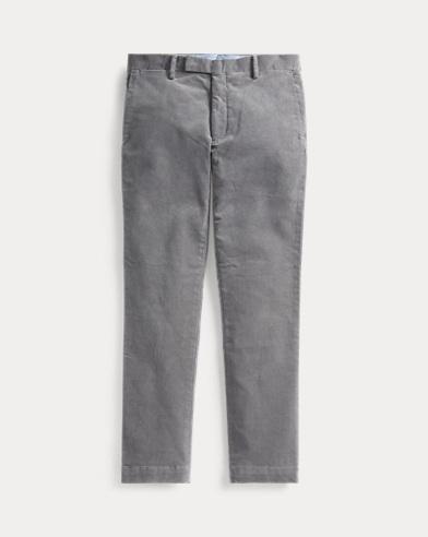 Pantalón de pana Slim Fit elástico