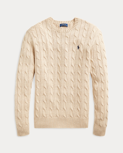 Cable Cotton Cotton Sweater Cable Knit Knit 0OnkwP