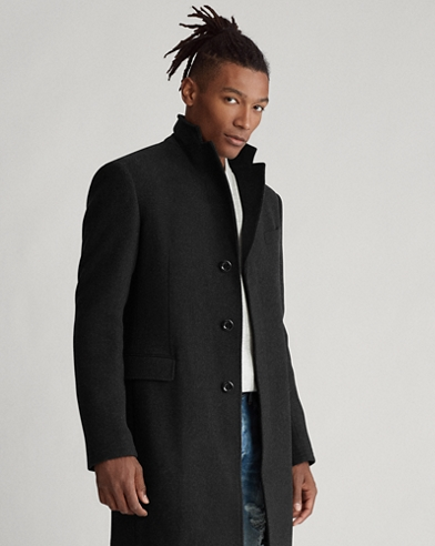 Polo Unconstructed Topcoat