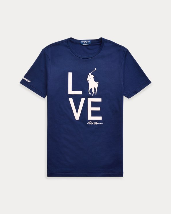 Pink Pony Live Love T-Shirt