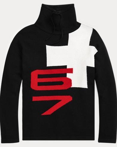 RLX Graphic Funnelneck Sweater