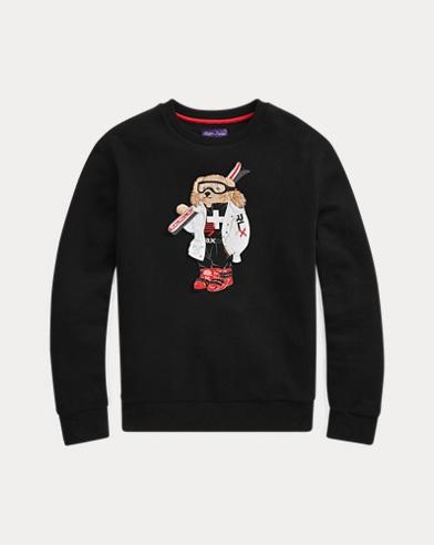 RLX Ski Bear Fleece Sweatshirt