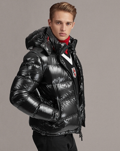 RLX Quilted Down Jacket