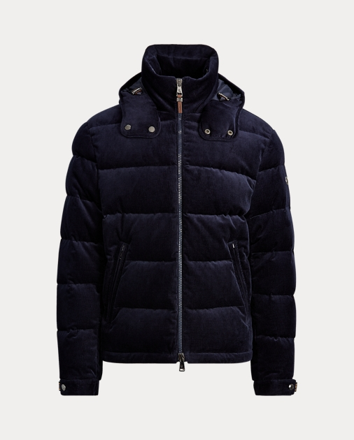 brand new 580e2 5bacc RLX Corduroy Down Jacket
