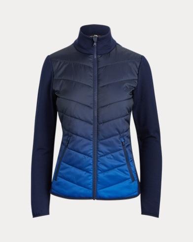 Hybrid Golf Jacket