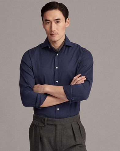 Keaton Stretch Twill Shirt