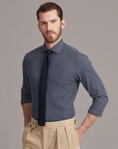 Tattersall Stretch Shirt