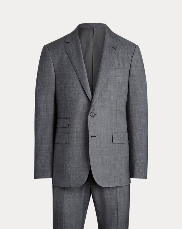 Gregory Hand-Tailored Suit