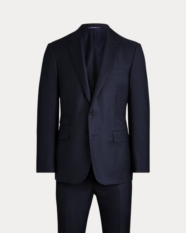Gregory Handmade Wool Suit