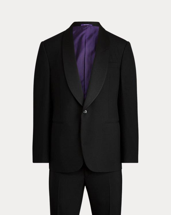 Gregory Wool Shawl Tuxedo