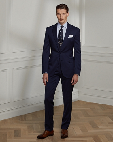 Gregory Wool Serge Suit