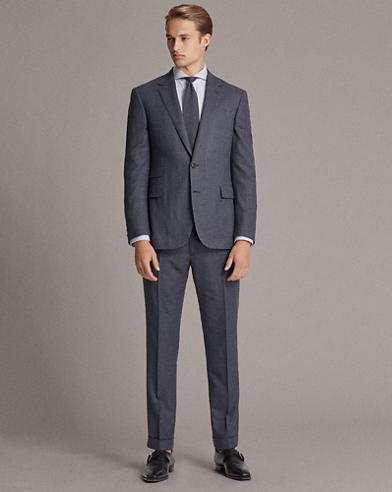 Gregory Glen Plaid Suit