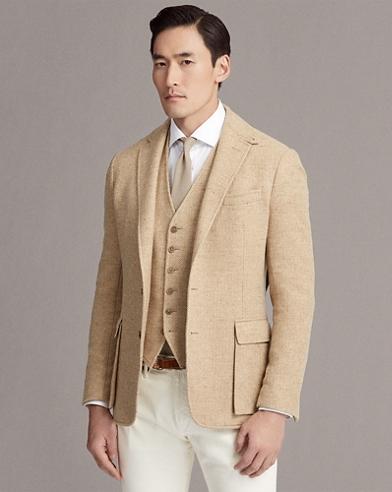 Hadley Herringbone Sport Coat