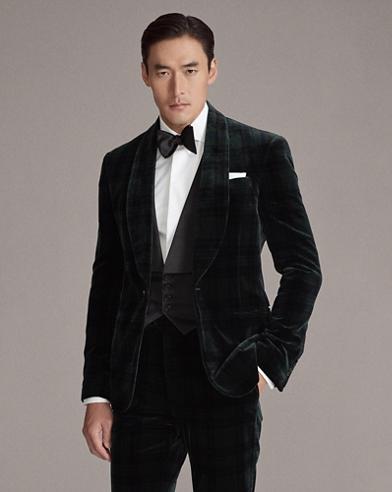 Gregory Formal Velvet Jacket