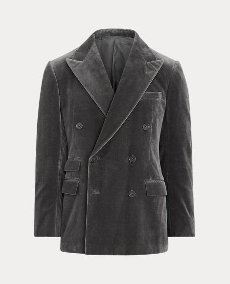 Formal Velvet Jacket