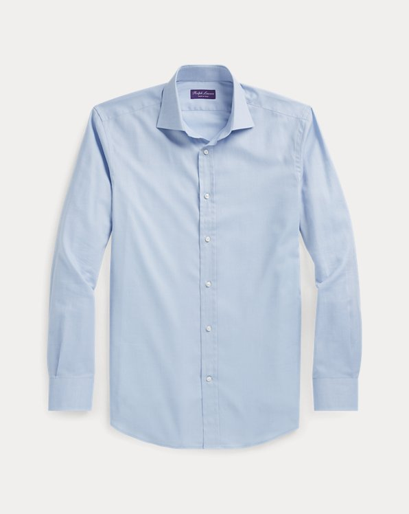 Chemise Oxford infroissable