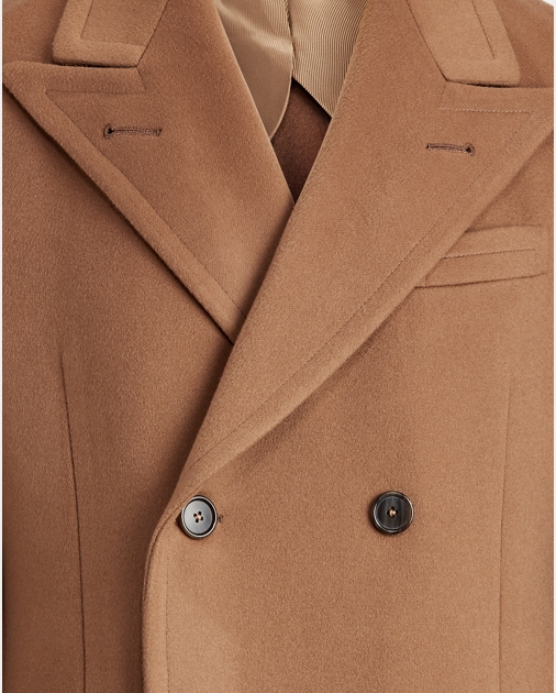 Purple Label Double-Faced Cashmere Topcoat 6