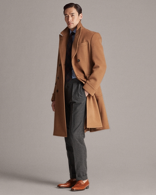 Purple Label Double-Faced Cashmere Topcoat 3
