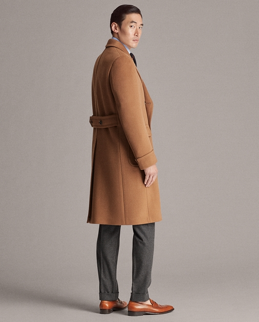 Purple Label Double-Faced Cashmere Topcoat 4