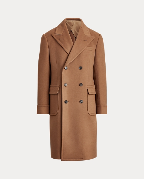 Purple Label Double-Faced Cashmere Topcoat 2