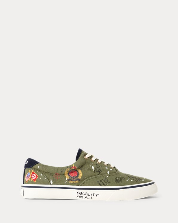 Graffiti Thorton Sneaker