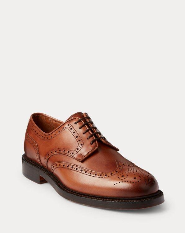 Brenton Leather Wingtip