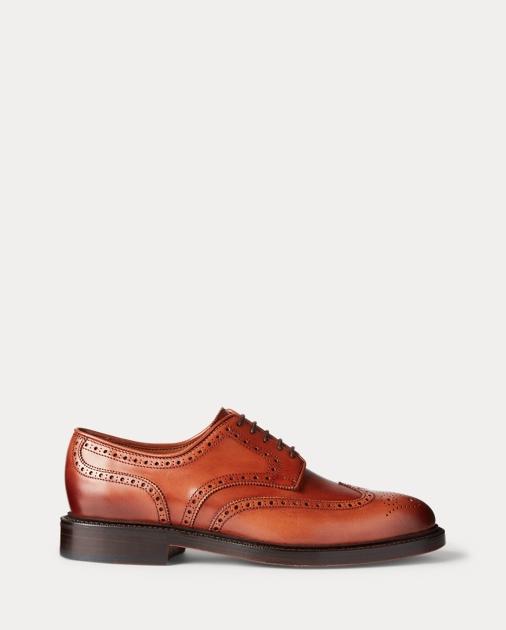 meet c8ff7 dcf42 Brenton Leather Wingtip