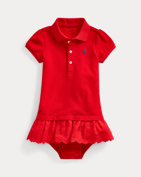 Polo Dress & Bloomer