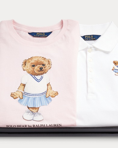Cricket Bear 2-Piece Gift Set