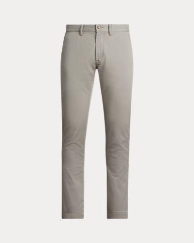 Chino slim en coton stretch