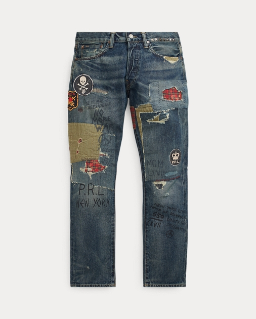 recognized brands footwear lowest discount Sullivan Slim Distressed Jean