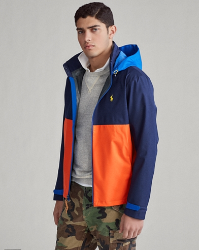 Twill Hooded Jacket