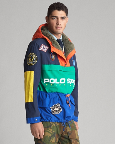 Polo Sport Half-Zip Jacket