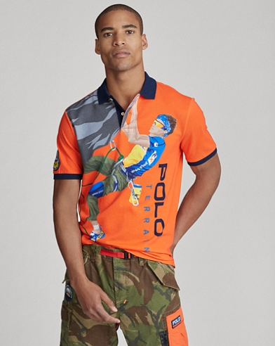 Classic Fit Terrain Polo Shirt