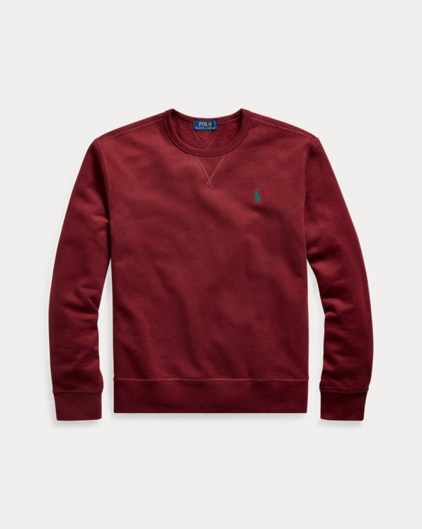 Das Fleece-Sweatshirt Cabin